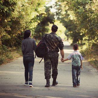 Military Family Box