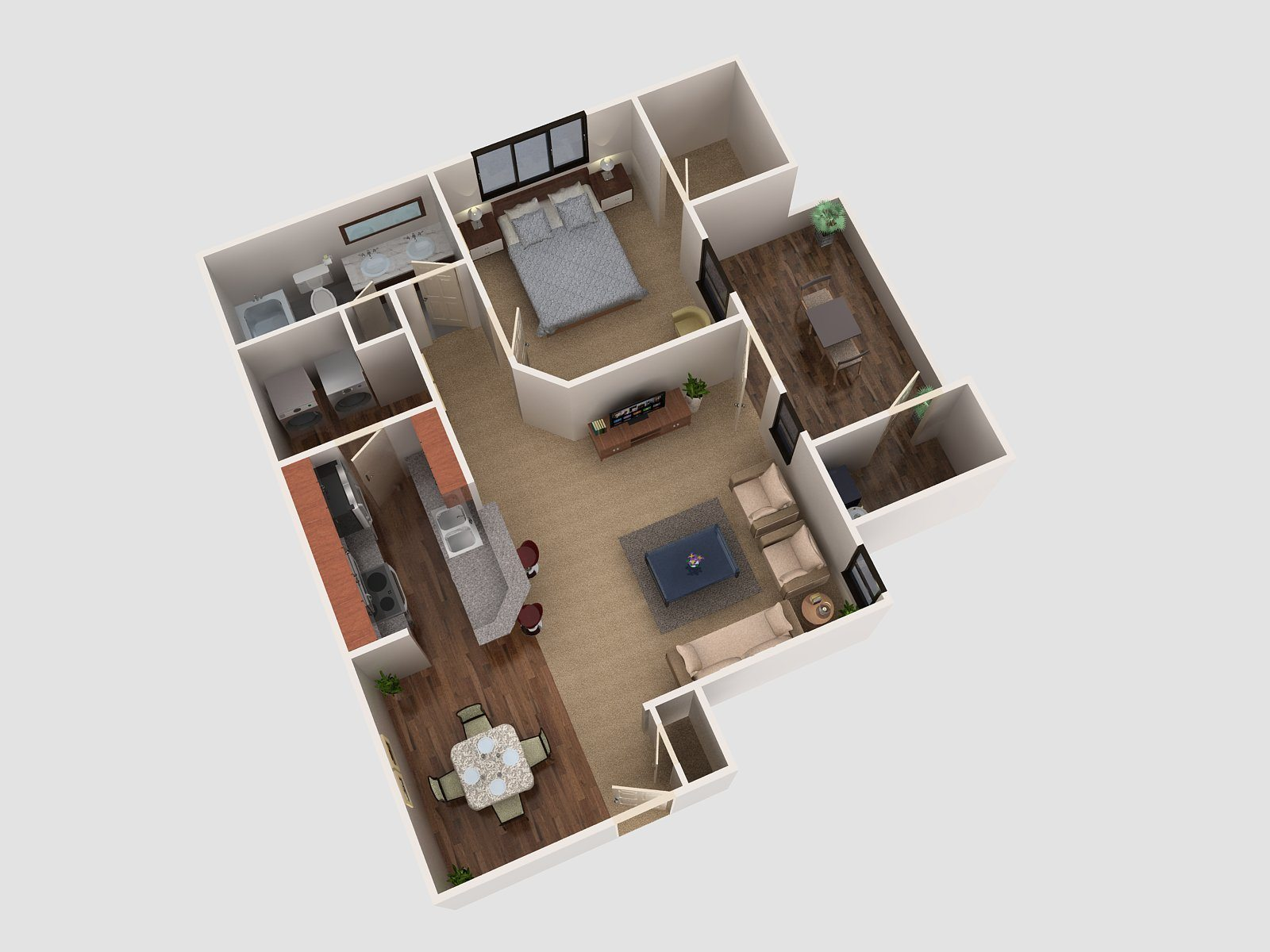 Anthos Garden Apartments