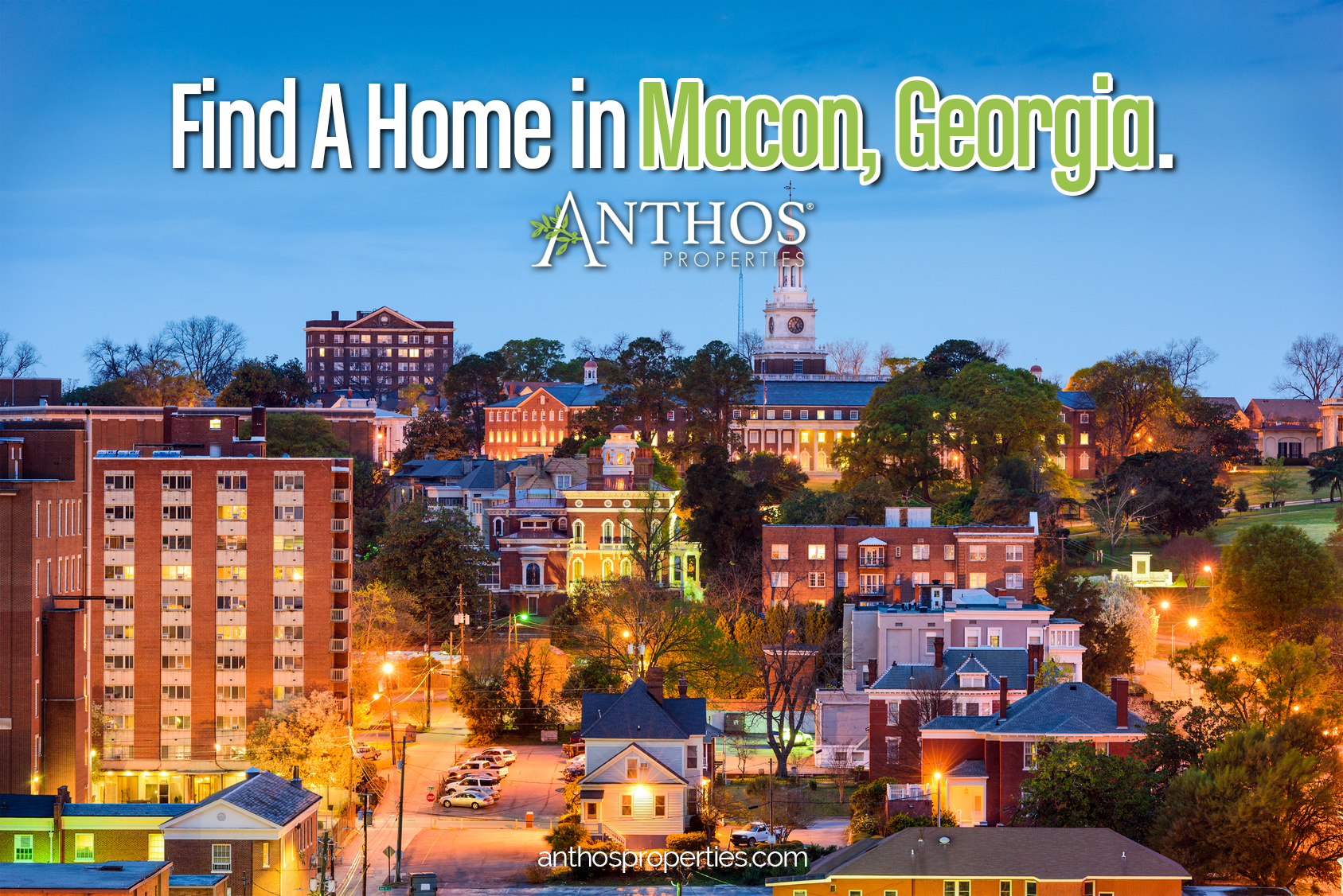 Macon Georgia USA